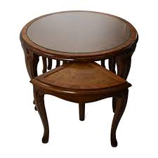 round coffee table with 4 stools round coffee table with 4 stools 69 off round glass top coffee table