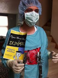Surgeon Halloween Costume Diy Heart Surgery Costume Costumes Halloween Costumes