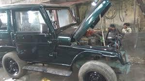 mini jeep re building jeep mm540 aka mini armada grand
