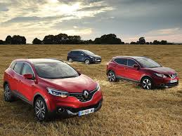 renault small small suv car reviews renault kadjar nissan qashaqi and peugeot