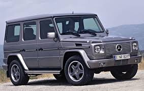 jeep mercedes 2006 mercedes benz g class information and photos zombiedrive