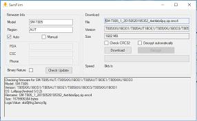 samsung tools apk tool samfirm samsung firmware downloader samsung galaxy tab s