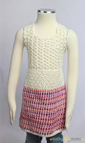 country style crochet dress pattern favecrafts com