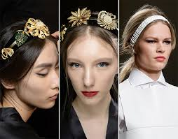 jeweled headbands how to wear jeweled hair accessories for the holidays