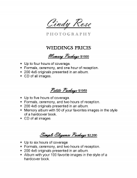 wedding photographer prices photography wedding prices
