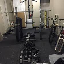 Weight Set Bench Press Best Full Powerhouse Weight Set Bench Press And Everlast