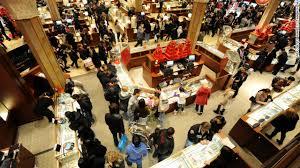 retail employees fight black friday cnn