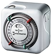 electrical switches timers motion sensors detectors