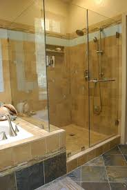 shower ideas bathroom stand up shower ideas best stand up showers ideas on master