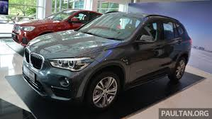 suv bmw 2016 ckd bmw x1 and x4 get eev incentives new xdrive20d for x1 lower
