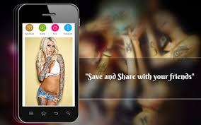 tattoo prank app tattoo photo editor prank joke free app for your phone android