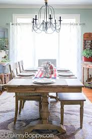 dining room table decorating ideas pictures decorating the new dining room table for the 4th of july