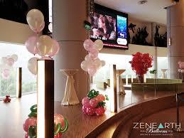 Balloon Decoration At Home Helium Balloon Decorations U2013 Zenearth