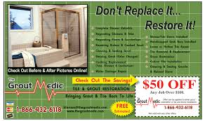 The Grout Medic Freeshopper Ad Paper The Grout Medic