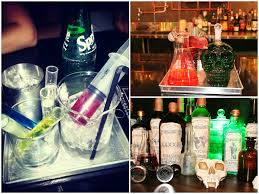 alcoholic drinks at a bar 18 unique bars to experience nightlife beyond your imagination