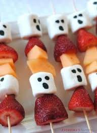 Easy Healthy Halloween Snack Ideas Cute Halloween Fruit And Healthy Halloween Treat Ideas Monster Fruit Cups Party