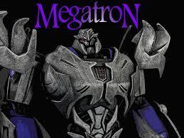 megatron art transformers