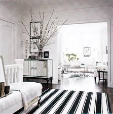Black And White Rugs Black And White Striped Living Room Rug Design Ideas