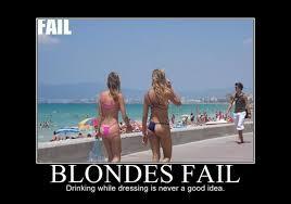 Dumb Blonde Memes - super dumb blondes