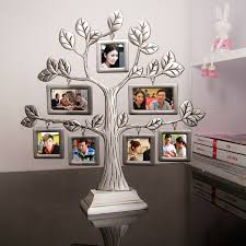 wedding gift photo frame aliexpress buy new fashion family tree metal photo frame