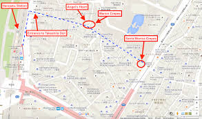 Chicago Shopping Map by Japanese Crepes Guide To The Best Crepes In Harajuku U2013 Appetite