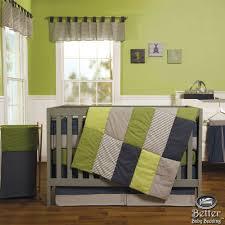 Navy Blue Chevron Crib Bedding by New Baby Boy Navy Blue Green Grey Modern Chevron Crib Nursery