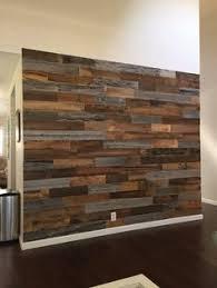 mixed wood wall easy cheap diy wood walls woods and create