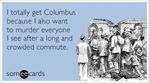 Columbus Day Meme - funny columbus day memes ecards someecards