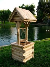 Wooden Planter Plans Howtospecialist How by How To Build A Wishing Well Planter Howtospecialist How To