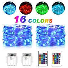 battery operated led string lights waterproof amazon com sunnest waterproof string lights outdoor led string