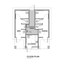 Prefab Floor Plans by Public Restroom Company Prefabricated Public Restrooms And