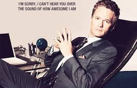 neil patrick harris awesome quote nph awesome meme memesuper