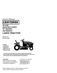 craftsman riding lawn mower owners manual best riding 2017