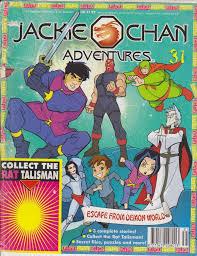 Pokemon Hantei - jackie chan adventures magazine 31 jackie chan adventures wiki