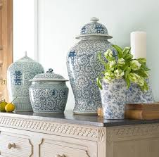 Blue And White Ceramic Vase Blue And White Chinese Porcelain Vases U0026 Ginger Jars Driven By Decor