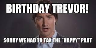 Trevor Meme - meme maker justin trudeau generator