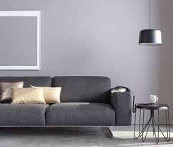 canapé gris perle salon moderne en gris perle pour sa couleur peinture
