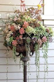 hanging planter basket hanging baskets ideas vulcan sc