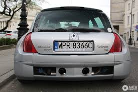 renault kuwait renault clio v6 25 april 2017 autogespot