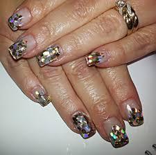 diana u0027s little angel u0027s of beauty ombre to hologram nails