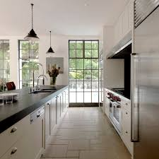 galley kitchens with islands kitchen island galley layout luigi rosselli architects