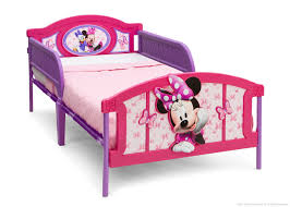 Twin Bed Frame For Toddler Minnie Mouse Plastic 3d Twin Bed Delta Children U0027s Products