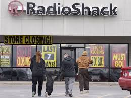 radioshack closing 187 stores in bankruptcy filing