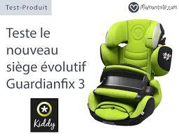 test siege auto groupe 1 2 3 kiddy guardianfix 3 le siège auto groupe 1 2 3