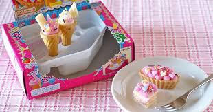 how to make kracie popin u0027 cookin u0027 diy fun cake shop kit video