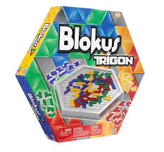 amazon com blokus trigon game toys u0026 games