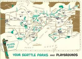 seattle map discovery park 48 best maps images on cards maps and seattle