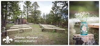 Rustic Backyard Wedding Ideas Rustic Divide Colorado Mountain Wedding Photographers