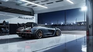 fastest mclaren mclaren u0027s new million dollar hypercar looks like a giant matchbox