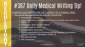 tsdp explains the key points of a clinical study protocol under